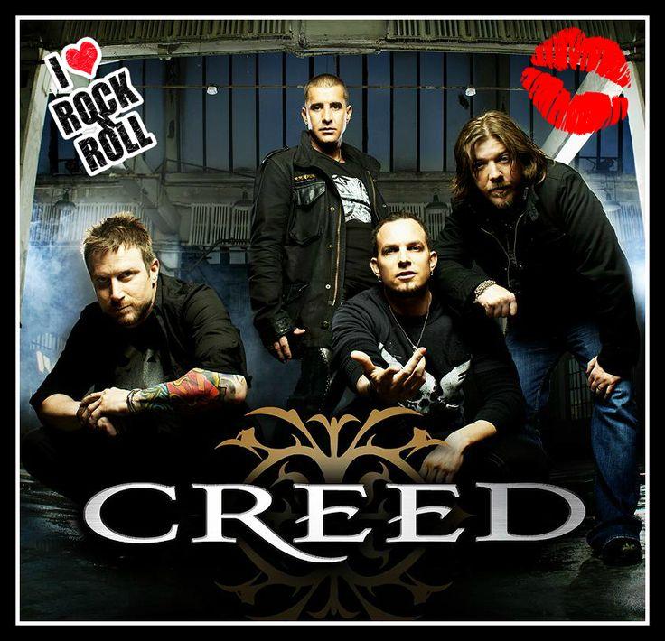 CREED - USA - Post Grounge, Alt.Rock - 1995/2004-2009/present