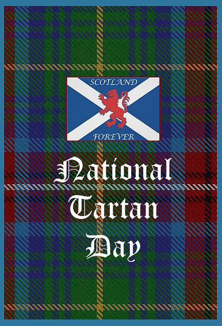 If you've got Scottish roots, or you're a self-proclaimed Scot-o-phile, then today's the day to celebrate! April 6 is the 15th-annual National Tartan Day, when the over 11 million people of Scottish and Irish heritage within the United States are celebrated for their contributions to the country. This date was chosen to commemorate the signing of the Declaration of Arbroath on April 6 in 1320, which asserted Scotland's sovereignty over English territorial claims.