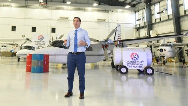 Brown vows to reverse aviation fuel tax hike - Sudbury.com