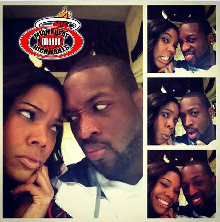 24 Photos Of Gabrielle Union And Dwyane Wade That Prove Love Is Real