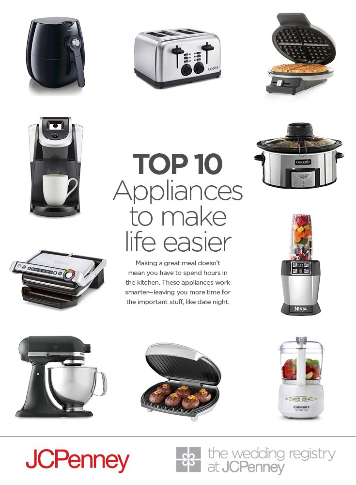 Awesome Top Brand Kitchen Appliances #10: Date For Two On Usu2014and Some Ma- Jor Kitchen Helpers From Top Brands Like  KitchenAid, Cusinart And Keurig. With All Of These Crazy-awe- Some  Appliances At ...