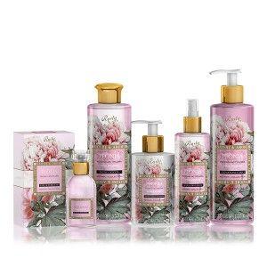 Set regalo fragranza Peonia