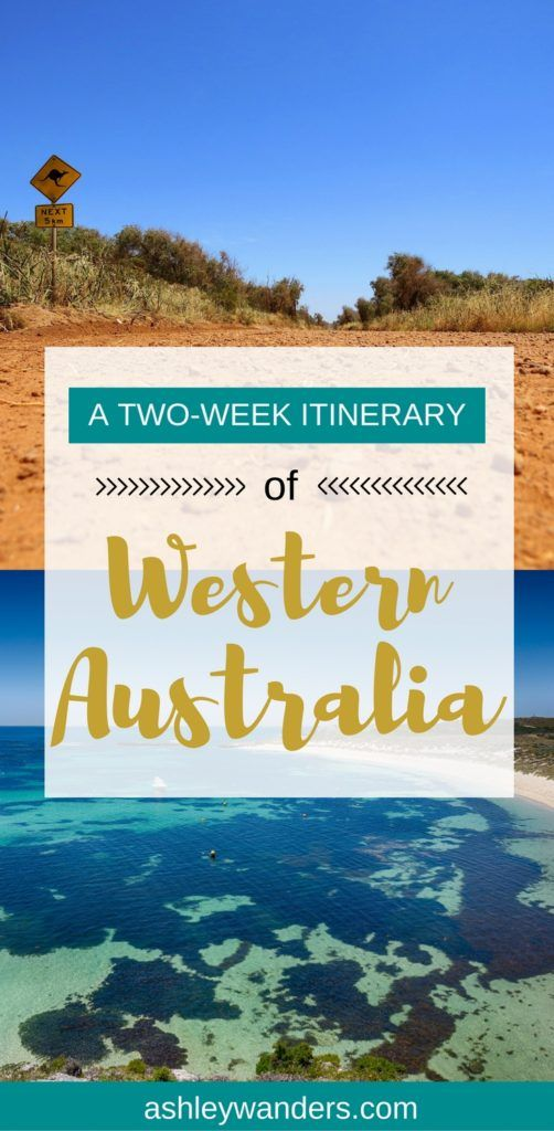 Heading to Western Australia? Check out this two-week itinerary that includes a mix of cities, pristine beaches, and national parks.