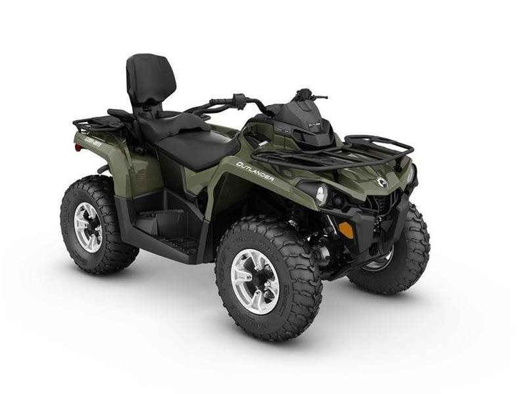 New 2017 Can-Am Outlander™ MAX DPS™ 450 ATVs For Sale in Colorado. UNMATCHED ALL-TERRAIN PERFORMANCE A more comfortable two-up riding experience that simply and quickly converts to a one-up. With the added comfort of Tri-Mode Dynamic Power Steering (DPS).