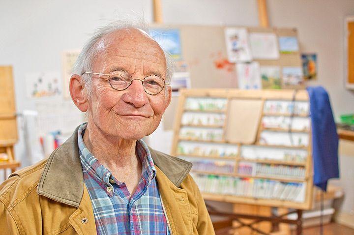 Nebraska's Poet Laureate Ted Kooser