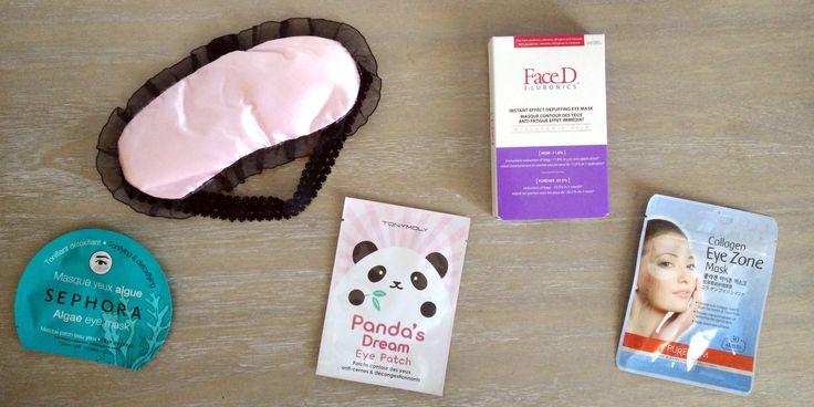 I patch occhi sono un valido rimedio per contrastare borse e occhiaie. Abbiamo provato quelli di quattro diversi brand, ecco la nostra recensione!