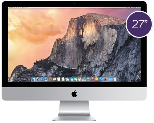 iMac 27″ – 3.2GHz Processor, 1TB Storage