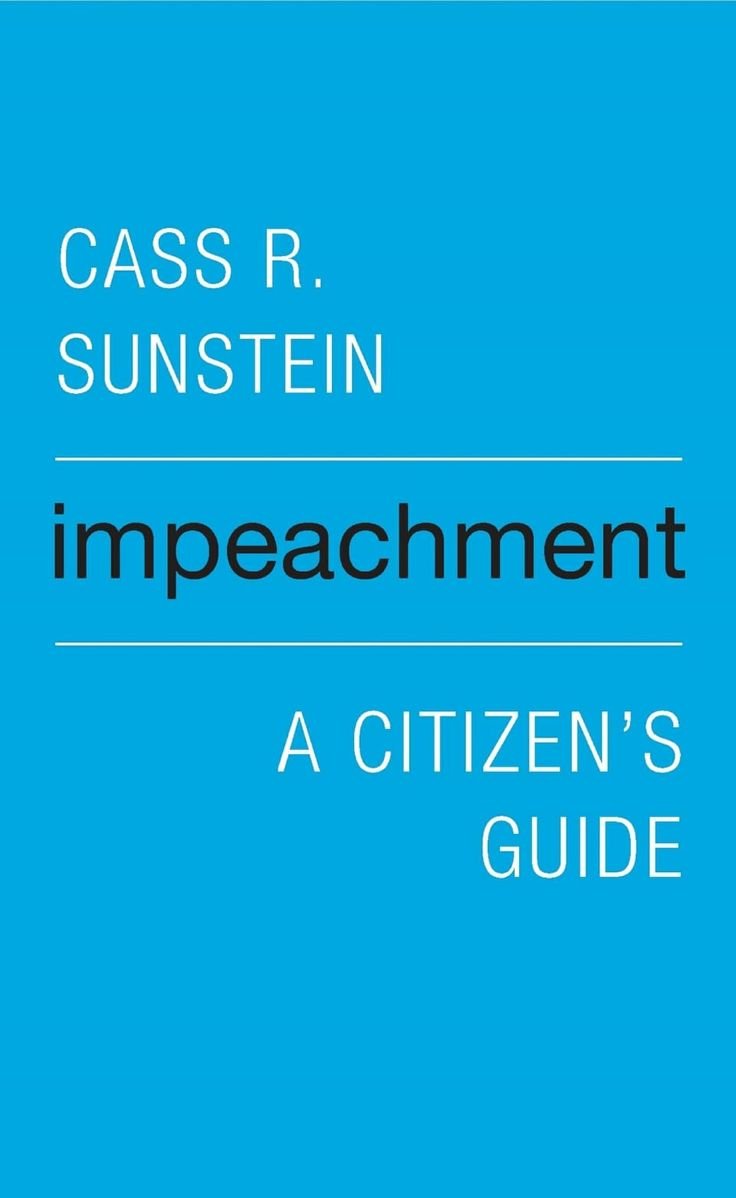 A guide to presidential impeachment, but just in case. Not thinking of anyone in particular. Really. - The Washington Post
