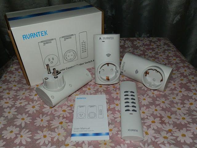 Testa prodotti: AVANTEK, Kit Interruttore con Telecomando wireless...