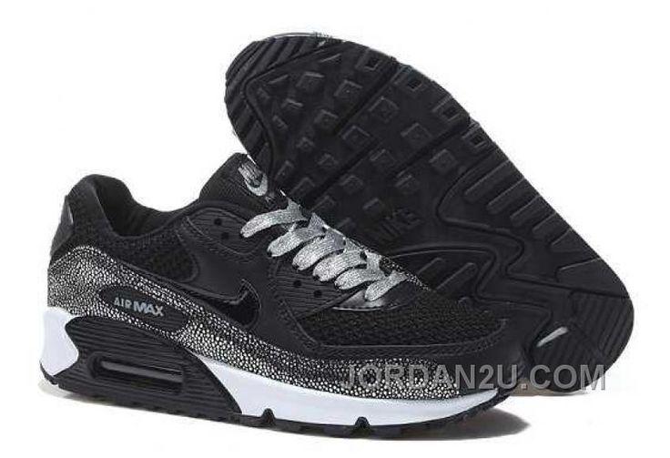 Nike Sportswear AIR MAX 90 - Sneaker - iron/metallic red bronze/dark storm/slate - Zalando.de