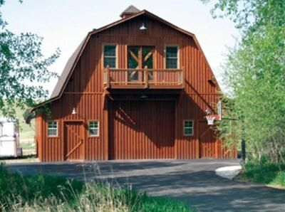 Superior BOZEMAN The Barn Features Classic Architecture With A Custom Apartment  Completed In 2006