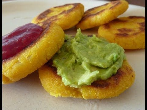 Pancitos de Maiz y Calabaza