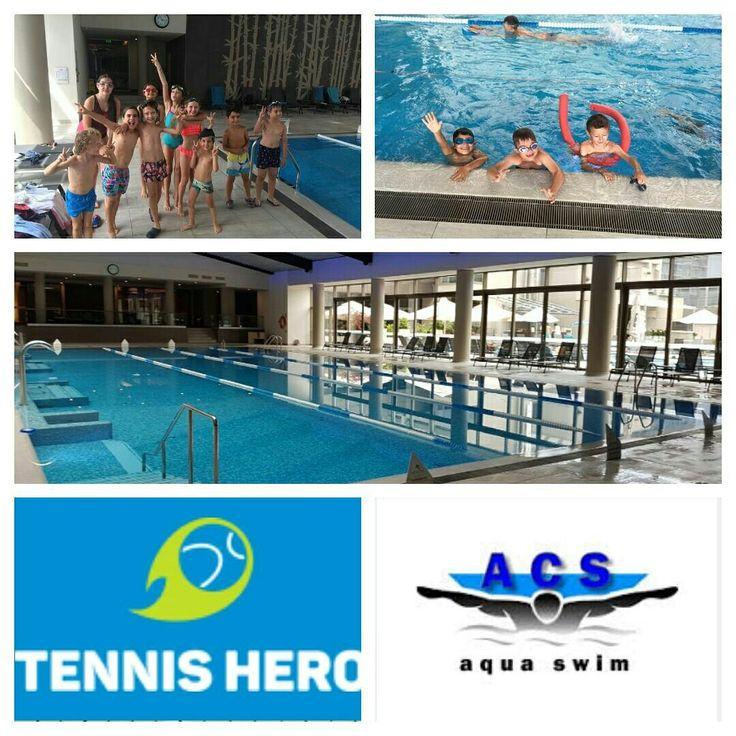 #cursurideinotpremium #alegesanatos #crestemcopiisanatosi #TennisHero #AquaSwim