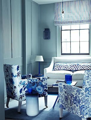 Best Decorating With Blue White Images On Pinterest Room