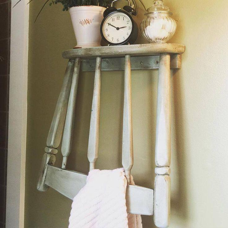 Shower Towel Broke: Best 25+ Towel Racks For Bathroom Ideas On Pinterest