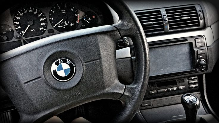 in my e46 compact