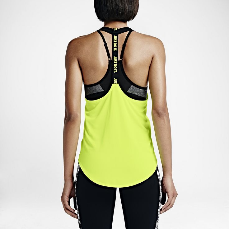 Nike Elastika Graphic Women's Training Tank Top. Nike Store