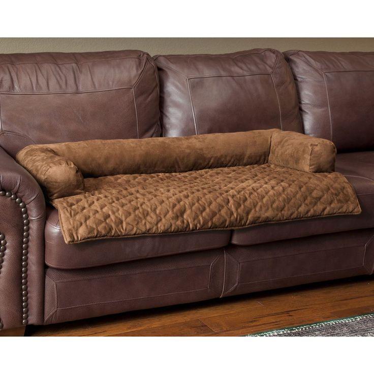 Elegant Bolstered Furniture Protector By PetSafe GRP BFP Good Ideas