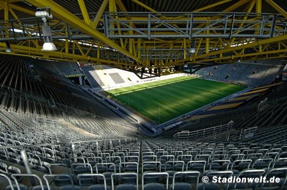 Signal Iduna Park, Borussia Dortmund, Dortmund, Germany