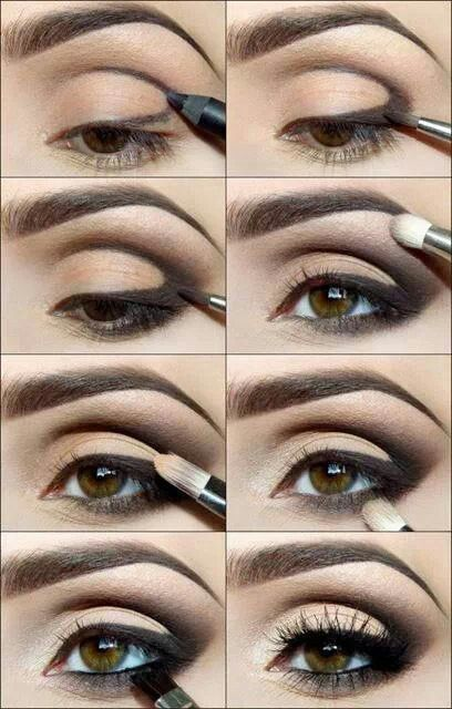 Eye Makeup in three minutes