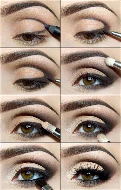 Eye Makeup in three minutes
