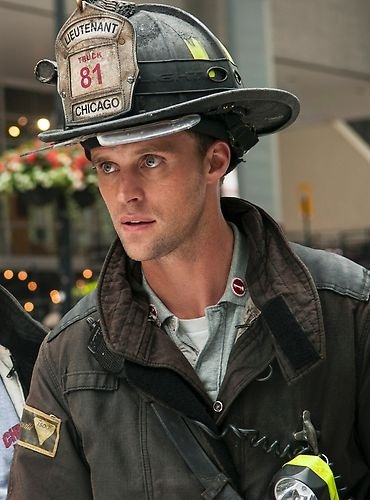 Matthew Casey / #ChicagoFire / NBC / Jesse Spencer ...