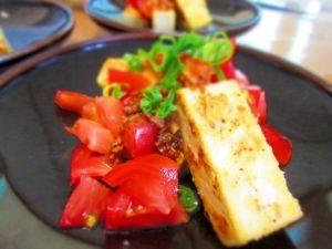 豆腐ステーキのアンチョビにんにくソース レシピ・作り方 by miashimatora|楽天レシピ