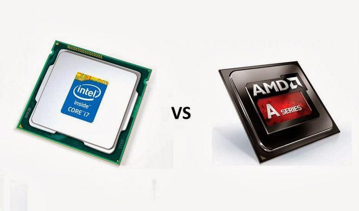 Perbedaan Prosesor INTEL & AMD | IRWAN COMPUTER