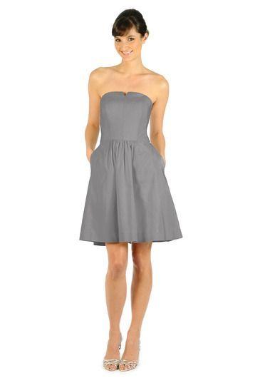 Five for Friday: Classy and Classic Bridesmaids Dresses under $150 - thebrokeassbride.com
