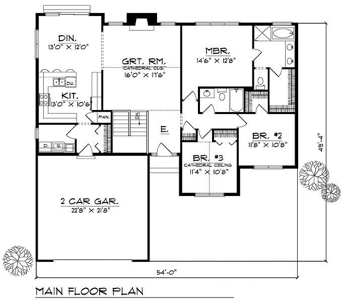 71 best images about floorplans with bedrooms grouped