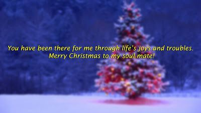 You have been there for me through life's joys and troubles. Merry Christmas to…