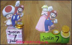 traktaties - Super Mario