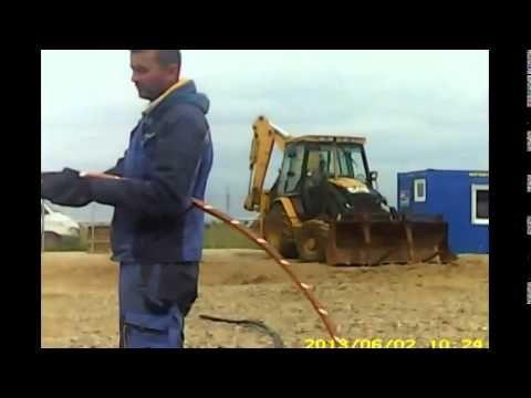 Tutorial decojire cablu electric medie tensiune