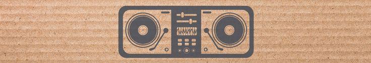 ProCo Spark News: Innovative print from Novalia and Pizza Hut - Playable DJ decks Pizza Box