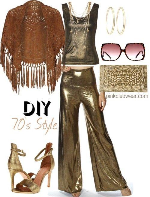 #halloween #70's #Style