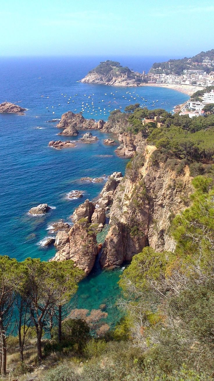 En holidays shared images guides spain costa brava jpg - Tossa De Mar Costa Brava Catalonia