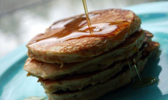 Greek Yogurt Pancakes!: Pb2 Pancakes, Pancakes Recipe, Butter Pancakes Would, Greek Yogurt Pancakes, Yogurt Pb2, Breakfast Food, Peanut Butter Pancakes, Yogurt Recipe