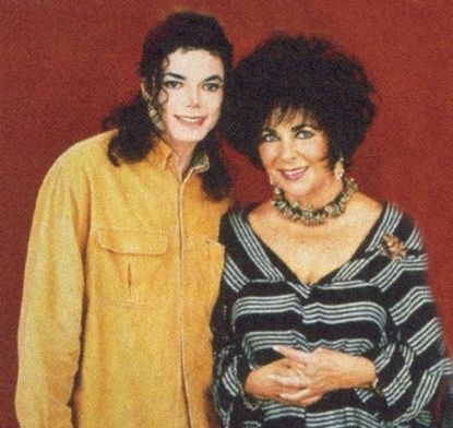 michael jackson and elizabeth taylor relationship