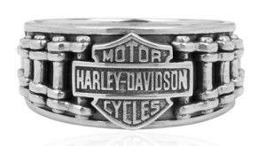 harley davidson motorcycle ring