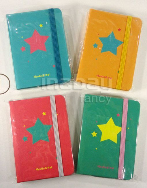 Buku Tulis / Pocket Notebook / Memo Saku 10.5 x 7.5 cm