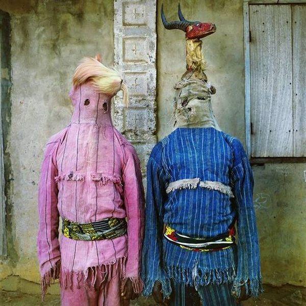 westafrican coustumes