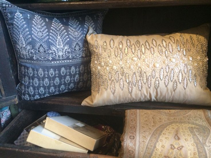 The Olana Museum Shop has pillows, textiles and much more! Come find one of a kind gifts for your holiday needs.