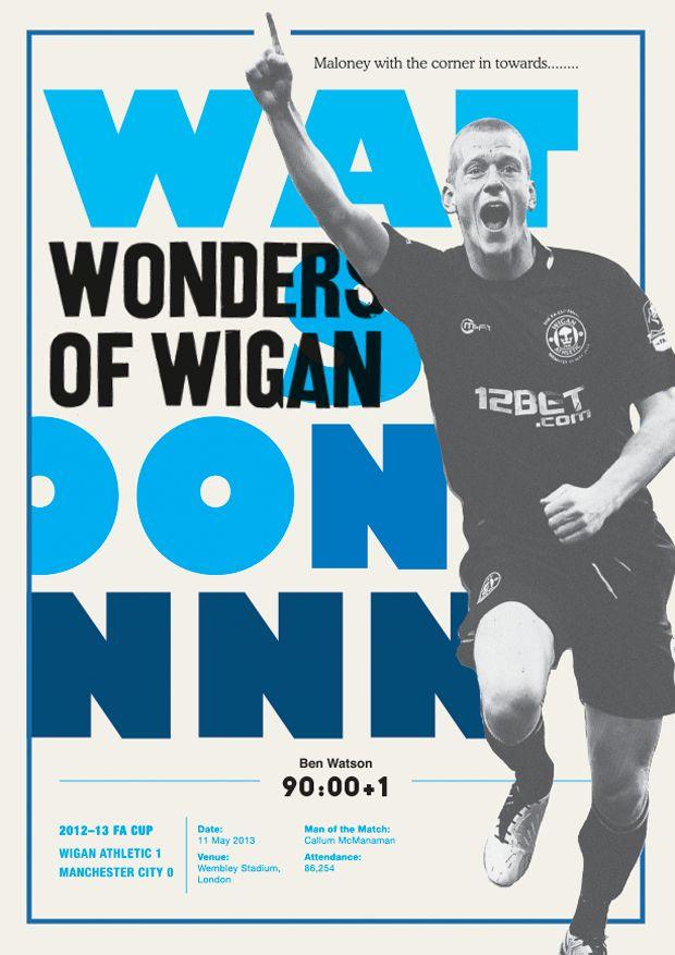 Wigan Athletic F.C. - The Football Crest Index