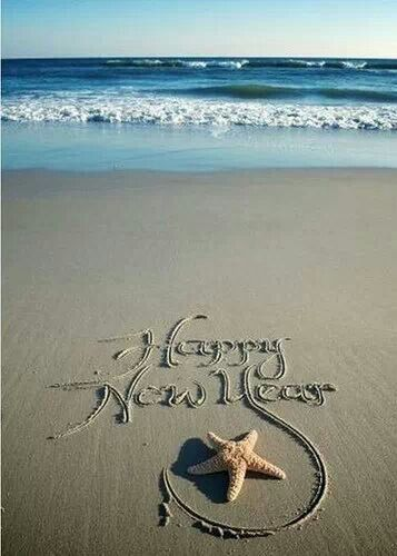Happy New Year photography