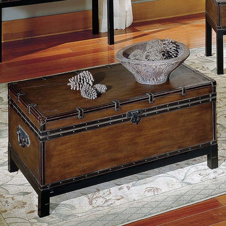 17 Best Ideas About Trunk Coffee Tables On Pinterest
