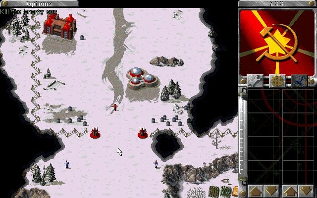 Retropelit - Command & Conquer: Red Alert - #retropelit