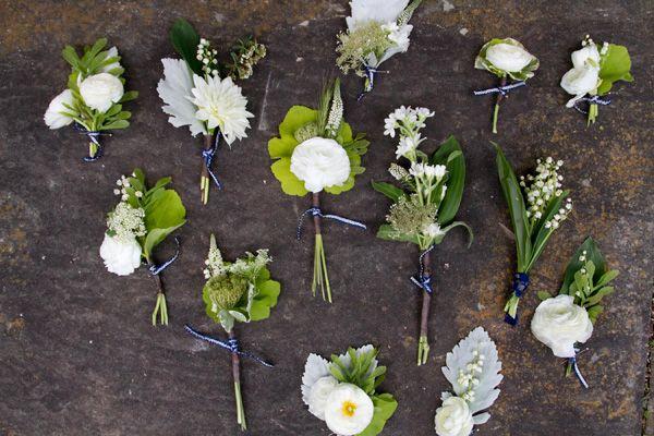 Wedding Ideas: diy-wedding-boutonniere-tutorial