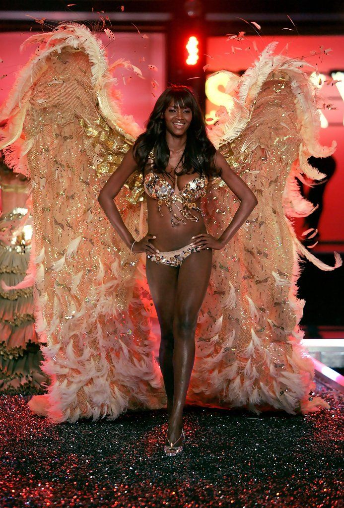 Naomi Campbell Victorias Secret 2006 1000+ images about Vic...