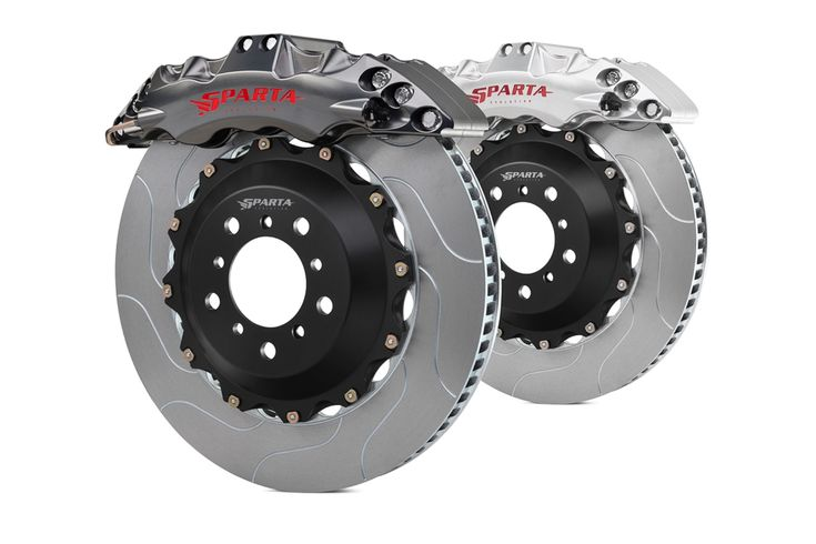 Sparta Evolution offers new high-performance brakes for BMW cars - http://www.bmwblog.com/2016/05/04/sparta-evolution-offers-new-high-performance-brakes-bmw-cars/