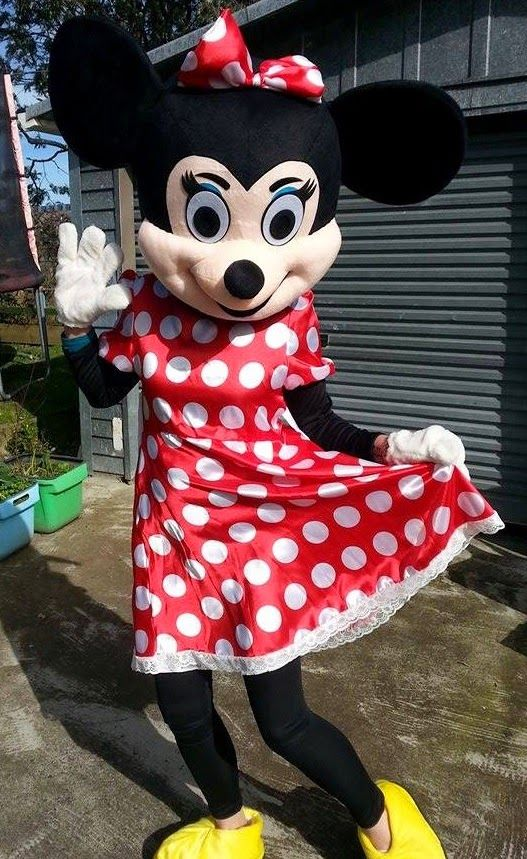 Miss Mouse is in the House